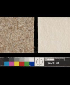 Wool Felt Conservation Materials